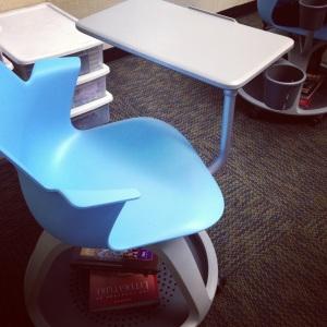 Blue Chair2